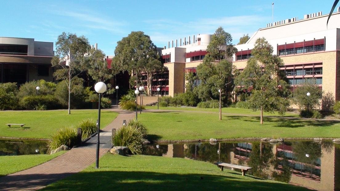دانشگاه-وولنگونگ-ساختمان-علوم